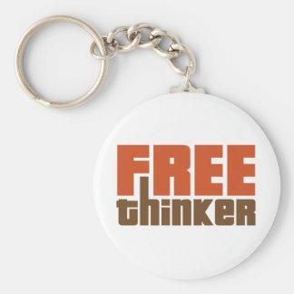 Freier Denker Schlüsselanhänger