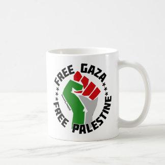 freier Gaza geben Palästina frei Kaffeetasse
