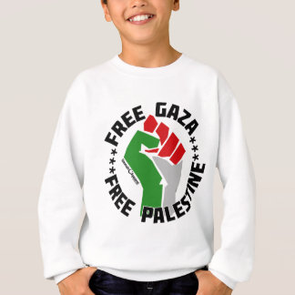 freier Gaza geben Palästina frei Sweatshirt