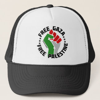 freier Gaza geben Palästina frei Truckerkappe
