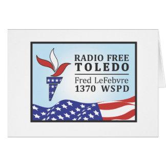 Freier Radiofred Karte