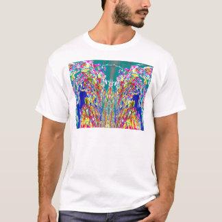 FREIER spirited Tanz des Blumenbrunnens Lebens 99 T-Shirt