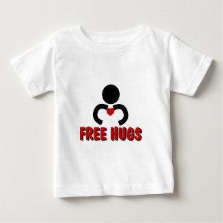 FREIER UMARMUNGEN Lohn es vorwärts Baby T-shirt