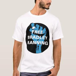 FREIES BRADLEY-BEMANNEN T-Shirt