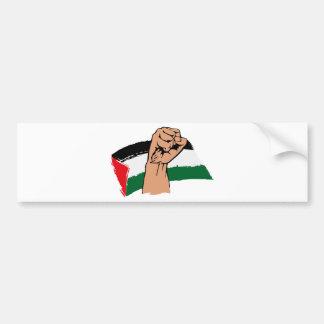 Freies Gaza geben Palästina frei Autoaufkleber