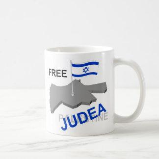 Freies Judea Kaffeetasse