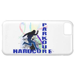 Freies laufendes Parkour hardcore iPhone 5C Hülle