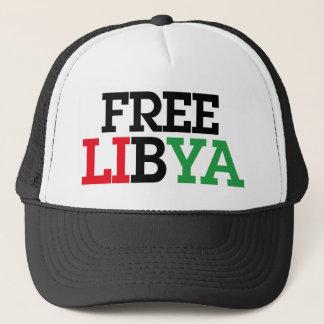 Freies Libyen Truckerkappe