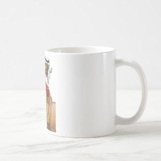 Freies Öl Kaffeetasse