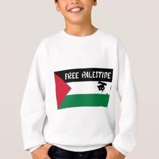 Freies Palästina - فلسطينعلم - palästinensische Sweatshirt