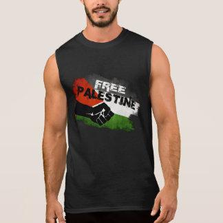 Freies Palästina Ärmelloses Shirt