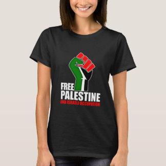 Freies Palästina-Ende israelischer Beruf, T-Shirt