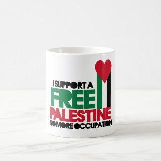 Freies Palästina Kaffeetasse