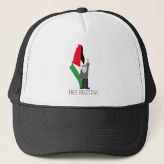 Freies Palästina mit dem Recht der Rückkehr Truckerkappe