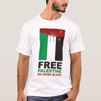 Freies Palästina nicht mehr Blut T-Shirt