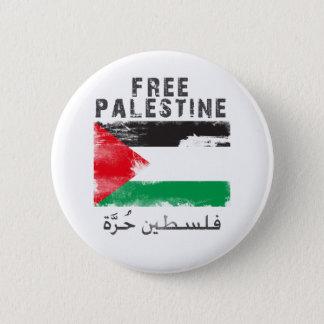 Freies Palästina-Shirt Runder Button 5,7 Cm