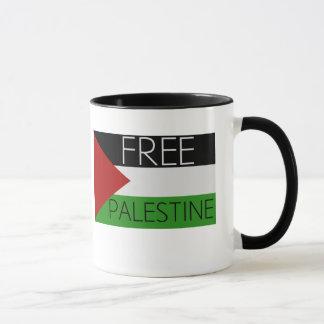 Freies Palästina Tasse