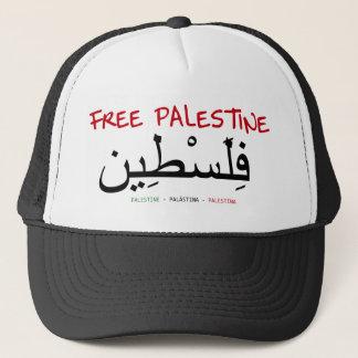 Freies Palästina Truckerkappe
