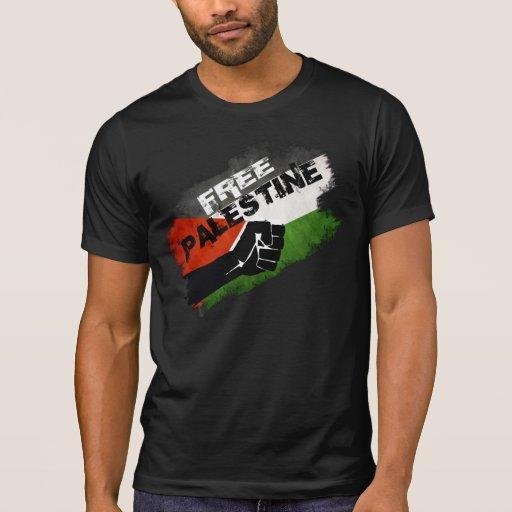 Freies Palästina Hemden