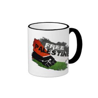 Freies Palästina, von Fluss zu Meer Kaffee Tassen