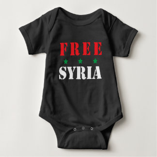 FREIES SYRIEN BABY STRAMPLER