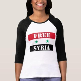 FREIES SYRIEN-Shirt T-Shirt