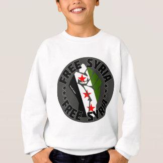 Freies Syrien Sweatshirt