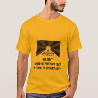 Freies Tibet T-Shirt