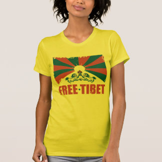 Freies Tibet-T-Shirt T-Shirt