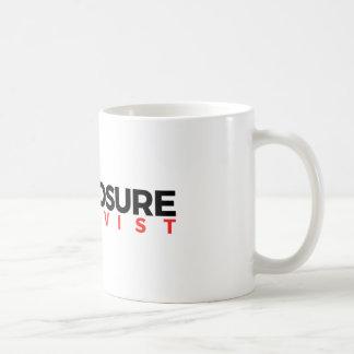 Freigabe-Aktivisten-Tasse Kaffeetasse