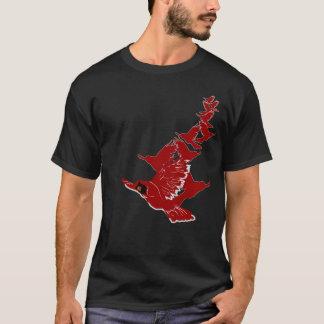 Freigabe des Kardinals-3G T-Shirt