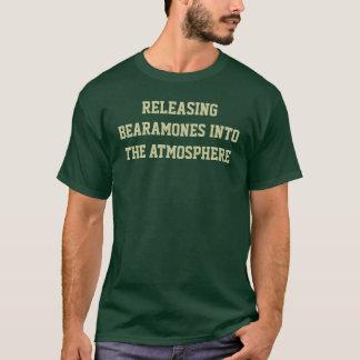 Freigeben von Bearamones in die Atmosphäre T-Shirt