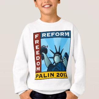 Freiheit 2012 Sarahs Palin Sweatshirt