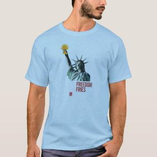 Freiheit brät T - Shirt mit Freiheitsstatuen 2