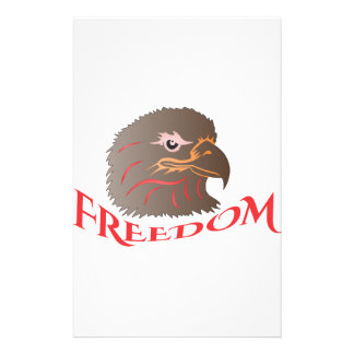 Freiheit Briefpapier