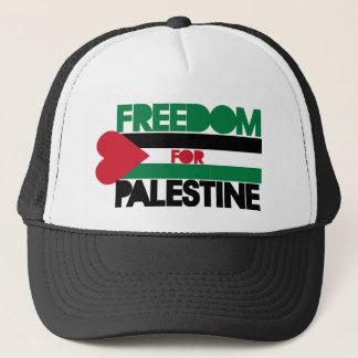 Freiheit für Palästina Truckerkappe