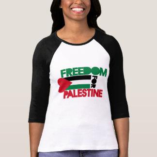 Freiheit für Palästina T Shirts