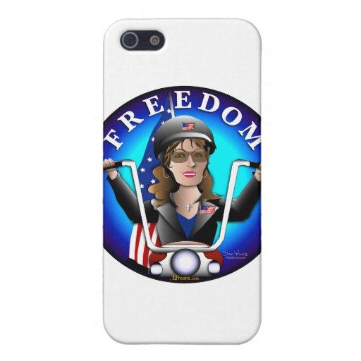 Freiheit Sarahs Palin Schutzhülle Fürs iPhone 5