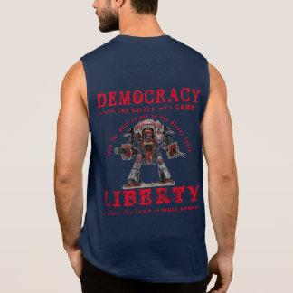 FREIHEIT - wir sind eine Republik, nicht eine Ärmelloses Shirt