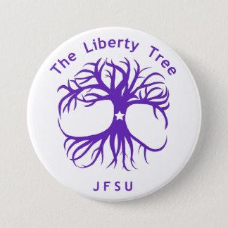 Freiheits-Baum - Abzeichen der Ehre Runder Button 7,6 Cm