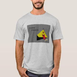 Freiheits-Esser-Pyramide T-Shirt