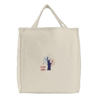 Freiheits-Feuerwerk-Tasche - fertigen Sie besonder Tasche