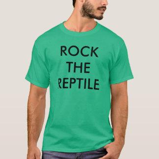 Freiheits-Häuschen: Schaukeln Sie das Reptil T-Shirt