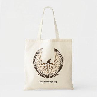 Freiheits-Häuschen-Tasche Tragetasche