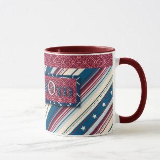 Freiheits-Streifen-Tasse Tasse