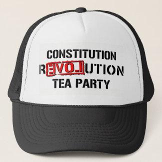 Freiheits-Tee-Party-Hut Truckerkappe