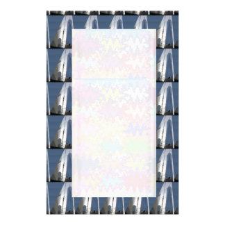 Freiheits-Turm NewYork NY USA Welthandels-Mitte Briefpapier