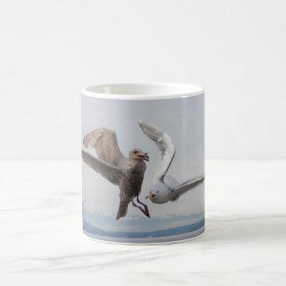 Freiheitsfischrogen 2 kaffeetasse