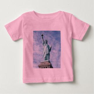 Freiheitsstatue Baby T-shirt