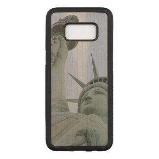 Freiheitsstatue Carved Samsung Galaxy S8 Hülle